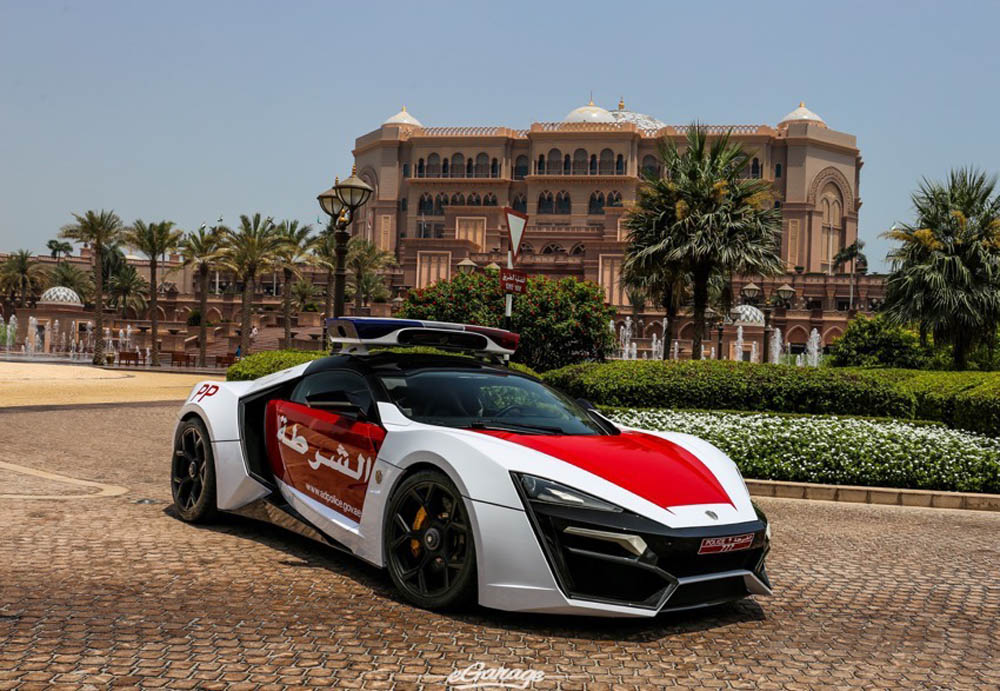 Dubai Luxury Cars The Lykan Hypersport Super Luxury Car