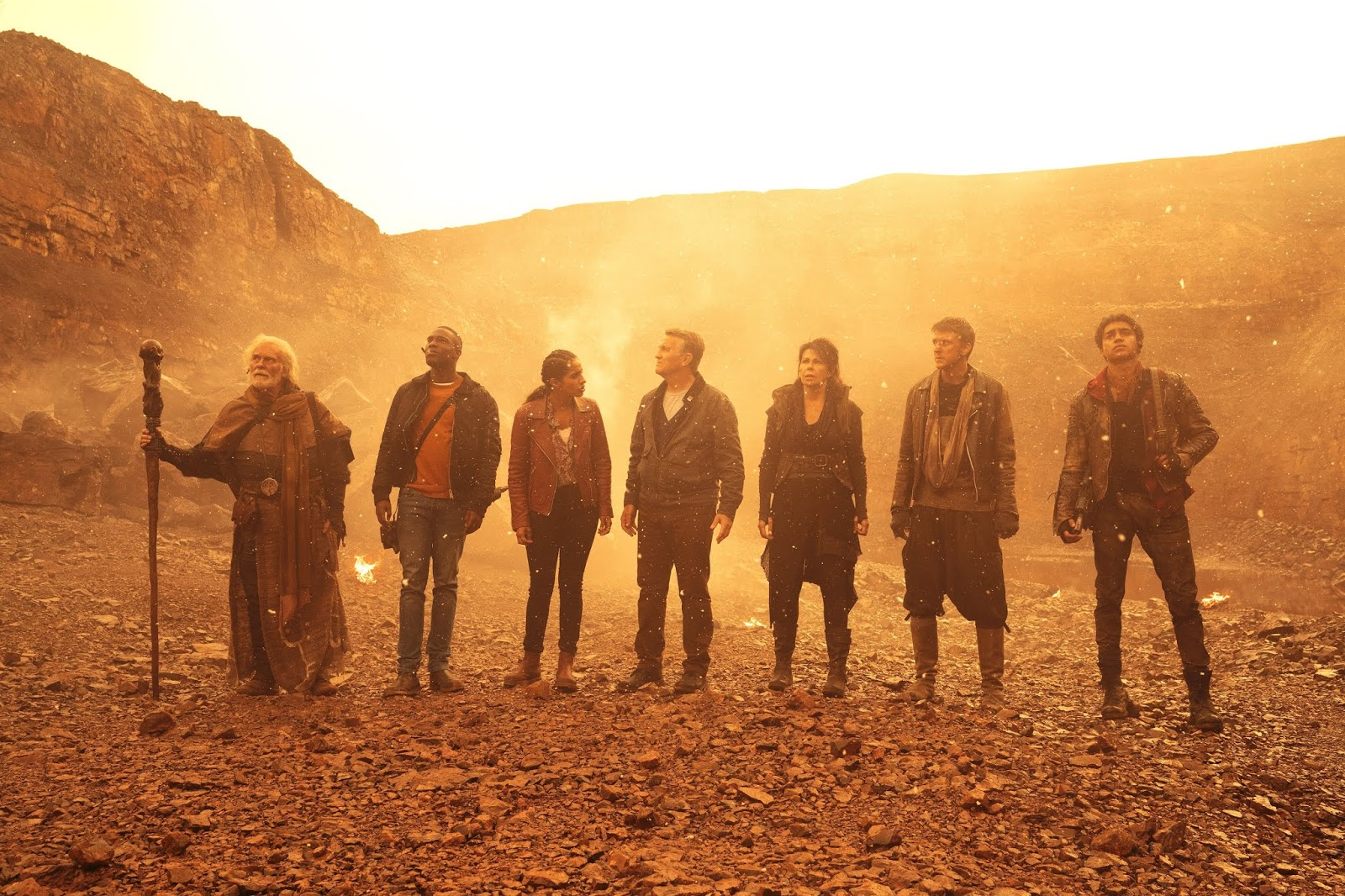 Parada Temporal: [Season Finale] Doctor Who 12x10 – The Timeless Children