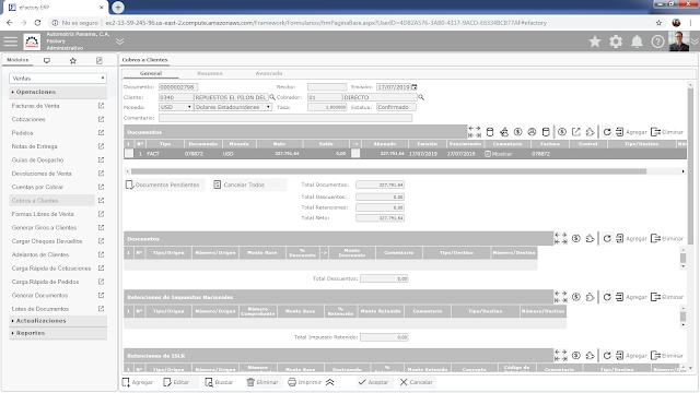 Software Administrativo en la Nube con Facturacion Electronica