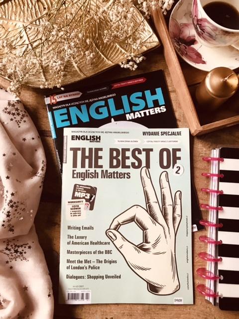 English Matters 87/2021 // The Best od English Matters 43/2021