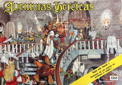 Aventuras Heróicas: O HeroQuest Brasileiro