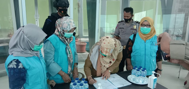 Masuk Tahap 2, Penerima Vaksin di Sinjai Terbanyak TNI/Polri