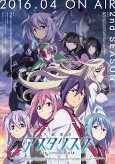 Gakusen Toshi Asterisk 2 Anime Sub Español Mega