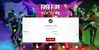 Toolkimcuong com, Dapatkan Diamond free fire gratis dari Toolkimcuong .com