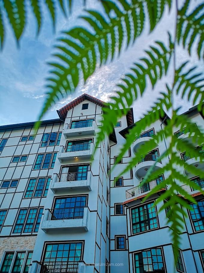 Menginap Di Hotel De' La Ferns, Cameron Highlands