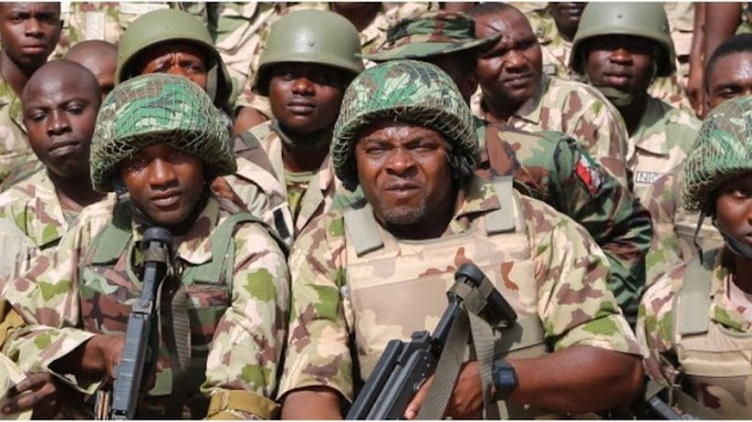 Military Begins Operation to Rid Taraba , Benue, Nasarawa of Bandits