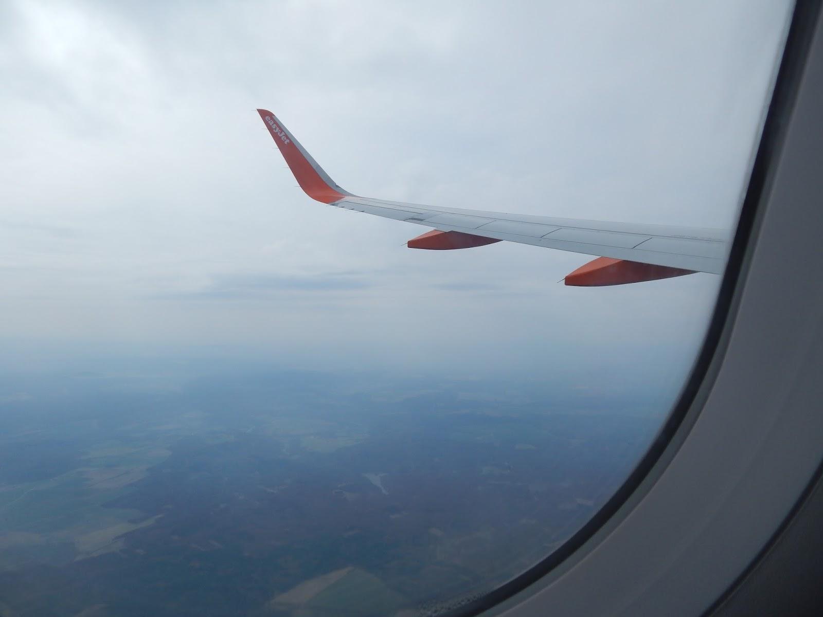Cesta letadlem z ČR do Holandska