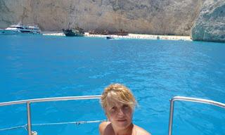 Playa de Navagio o del Naufragio o Shipwreck