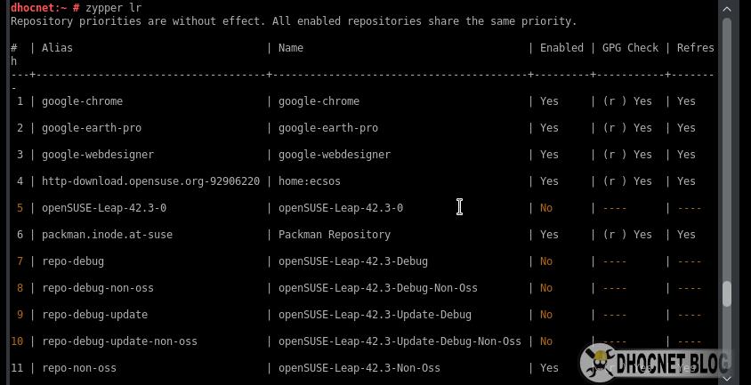 langkah langkah cara upgrade versi opensuse 42.3 ke 15.0 - dhocnet blog