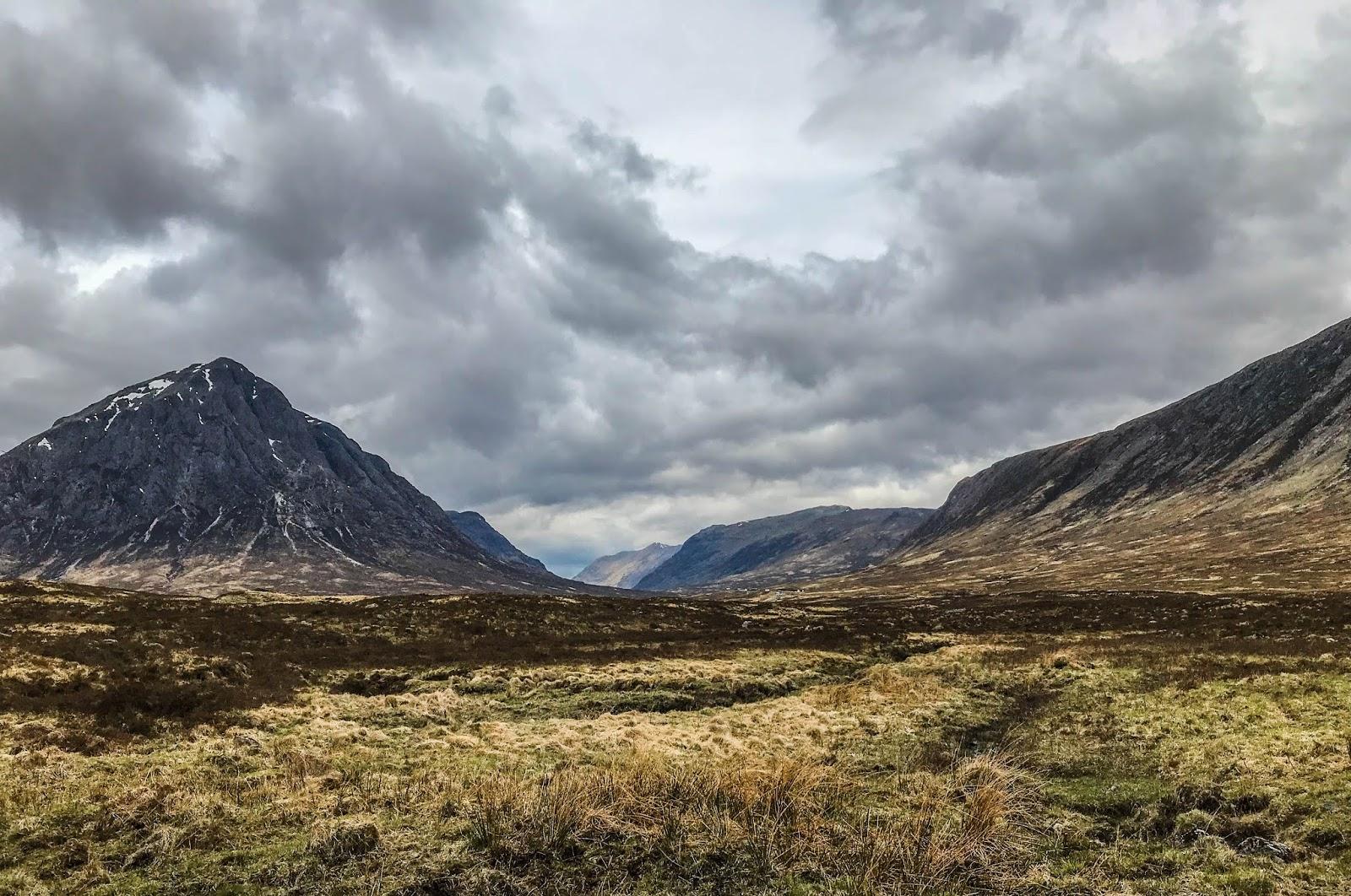 scotland, highlands, sky fall