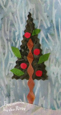 Fused Art Tree