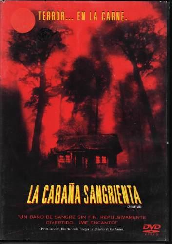 La Cabaña Sangrienta (2002) [BDrip Latino] [Terror]