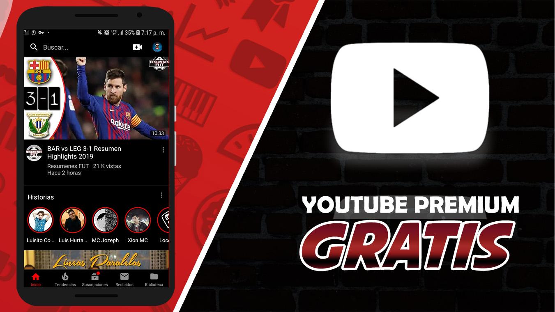 YouTube APK MOD Premium & Background Play (No Ads) - MOD APK