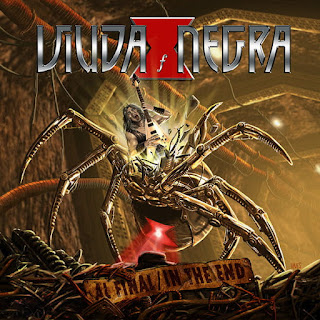 """Το βίντεο των Viuda Negra για το """"I Will Live"""" από το album """"Al final / In the End"""""""