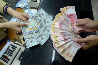 Rupiah (IDR) vs Dolar (USD)