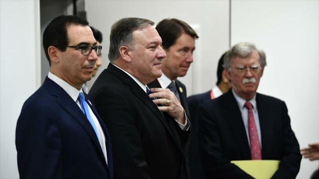 EEUU baraja imponer sanciones a China por comprar petróleo iraní