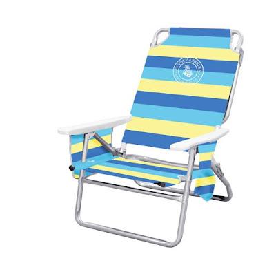 lage strandstoel anwb