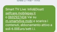 Disattivare MobilePay e annullare tutti gli abbonamenti non richiesti