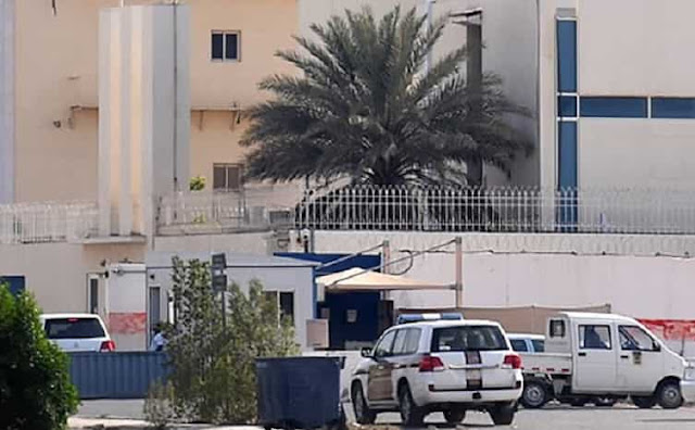 French Embassy in Riyadh issues a statement on assault of Guard at its Consulate in Jeddah - Saudi-Expatriates.com