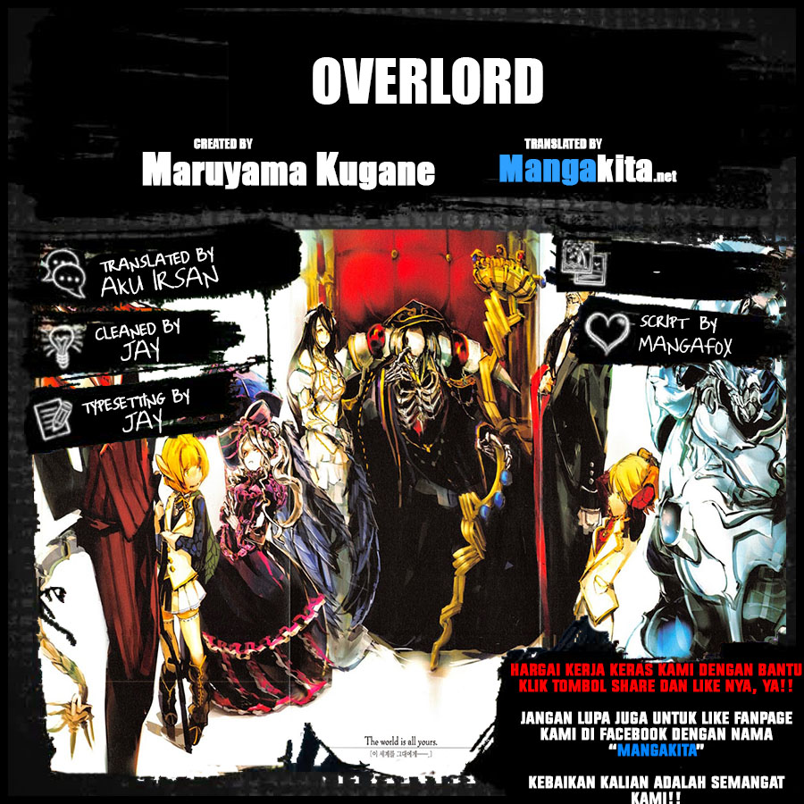 Overlord Chapter  1