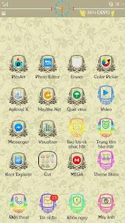 Tema MOC Android untuk Oppo