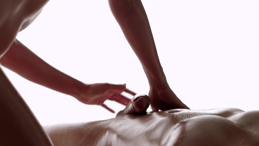 [Hegre-Art] Amanda And Rick - Heavenly Handjob Massage