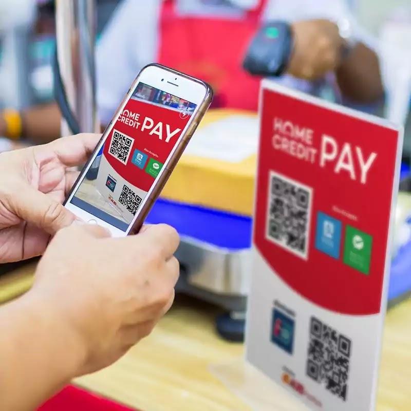 Home Credit QR payment