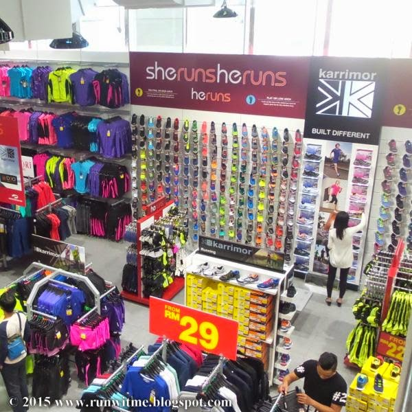 RUNNING WITH PASSION  SportsDirect.com New Outlet in Intermark Mall ... ec696b3dad4e