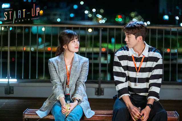 Start Up - Suzy e Nam Joohyuk