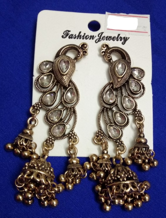 OXIDISED EARRING COLLECTION
