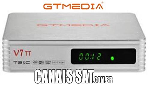 Freesat GTMedia V7 TT Atualização - 04/09/2020