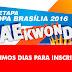 1ª ETAPA DA COPA BRASÍLIA 2016 (ÚLTIMOS DIAS PARA INSCRIÇÃO)
