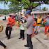 Satuan Pol Air Polres Ciamis Melakukan Pengawasan dan Edukasi Penerapan PPKM Level 3