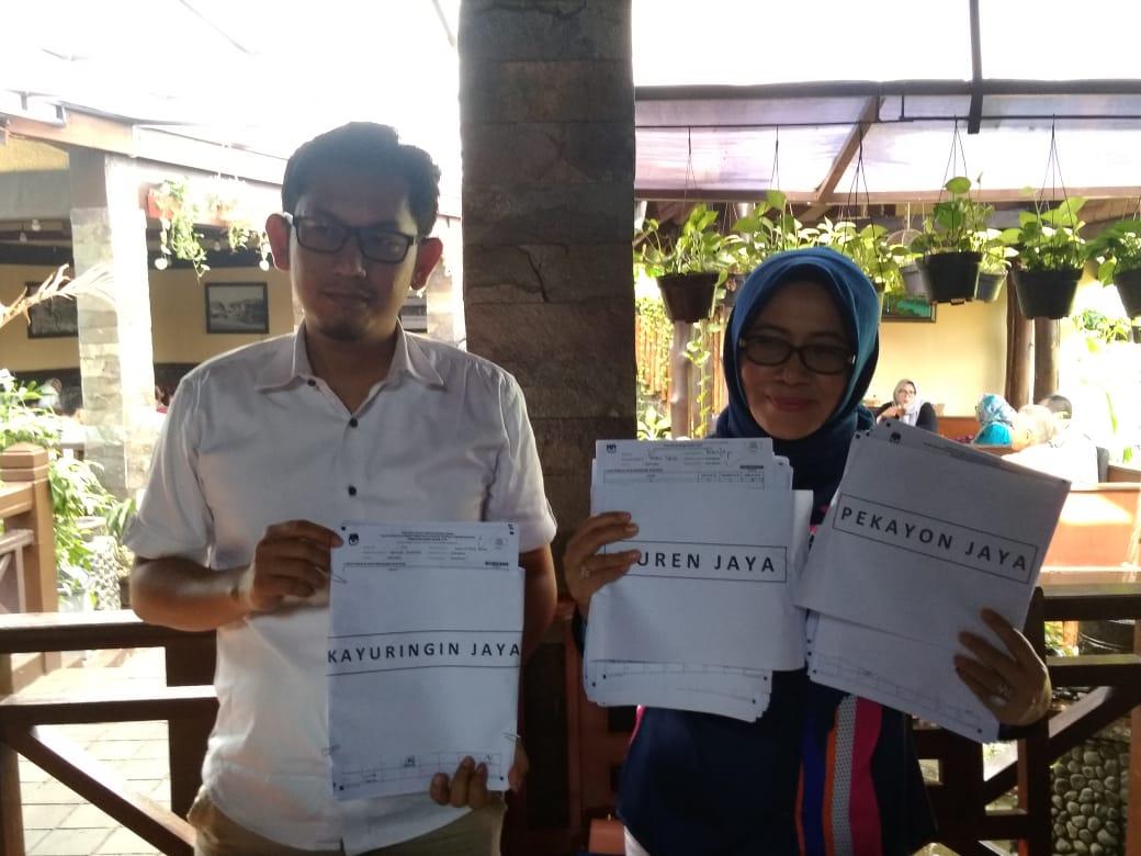 Suara PAN di Dapil 1 untuk DPRD Kota Bekasi Meningkat Dua Kali Lipat