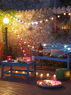 Green Pear Diaries, espacios con encanto, terrazas