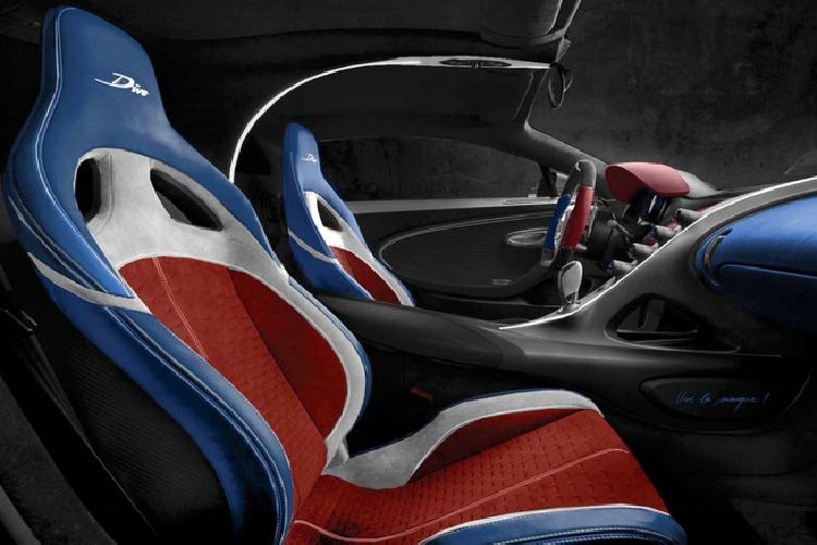 Xem quá trình cá nhân hóa siêu xe Bugatti Divo 5,4 triệu USD