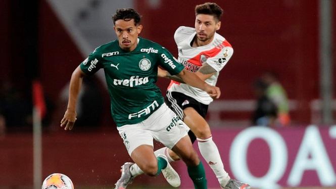 River va por la hazaña ante Palmeiras en Brasil para acceder a la final de la Copa Libertadores: hora, TV y formaciones