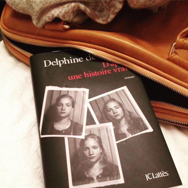 Chronique littéraire D'après une histoire vraie par Mally's Books