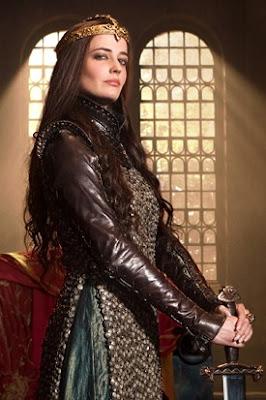 Camelot Morgan Eva Green
