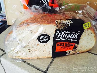 Pan Bimbo Rustik Bakery Degustabox Febrero 2016