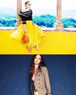 Tren Warna Baju Tahun 2021, Kuning atau Abu Mana Pilihan Kamu?