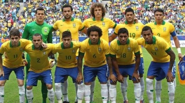 Prediksi Skor Brazil vs El Salvador 12 September 2018