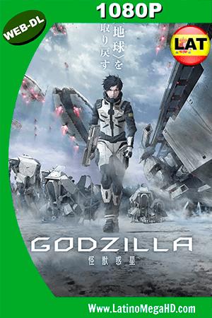 Godzilla: El Planeta de los Monstruos (2017) Latino HD WEB-DL 1080P - 2017