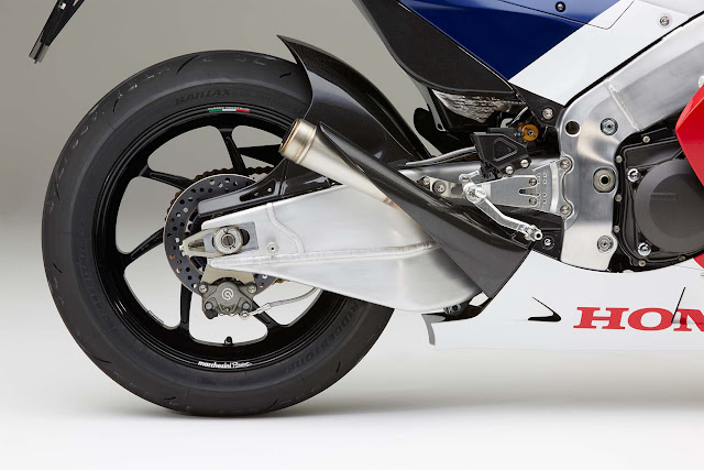 Honda RC213V-S Rear Wheel