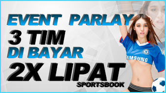 Event Parlay 3 Tim