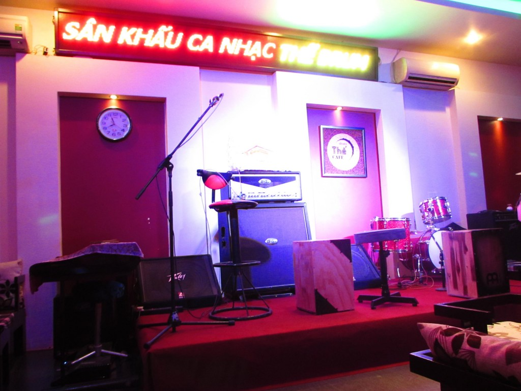 Thế Drum Cafe