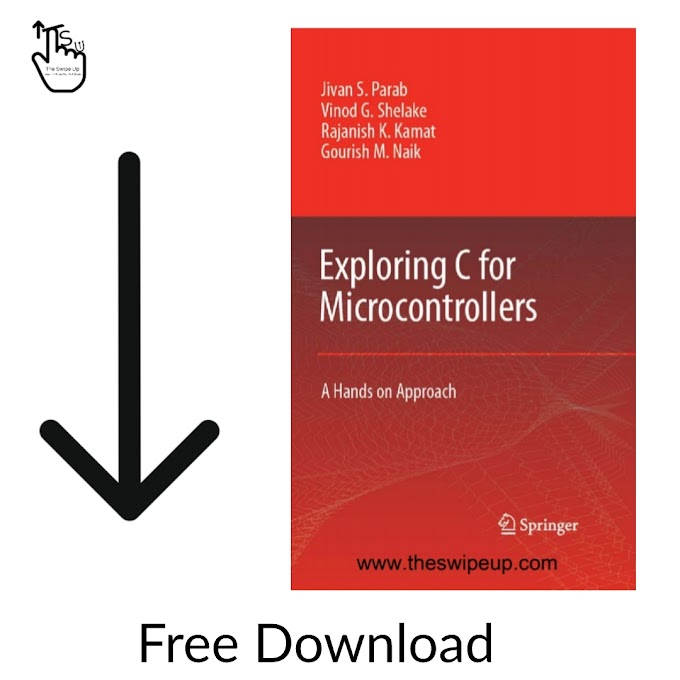 Exploring C For Microcontrollers, Free eBook Download