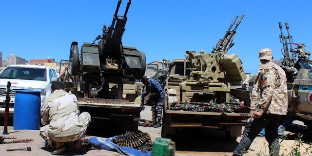 Ιταλία και Αίγυπτος κατά των ξένων στρατιωτικών παρεμβάσεων στη Λιβύη