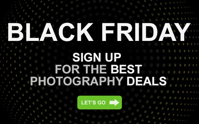 Sign up today for our upcoming black friday deals