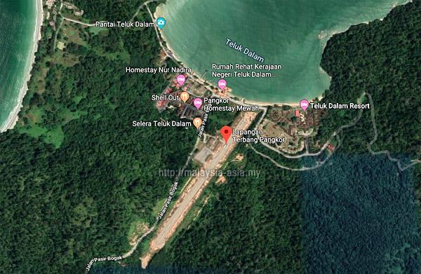 Pulau Pangkor Airport